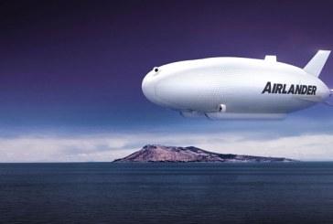 Cea mai mare aeronava din lume, pregatita pentru lansare in Anglia