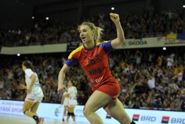 Handbal: Romania – Muntenegru, scor 23-23, in ultimul meci din turneul preolimpic din Aarhus