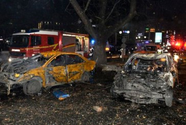 Atentat: Cel putin 32 de morti in explozia de la Ankara
