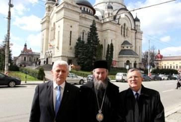 Zece ani de la infiintarea Mitropoliei Clujului, Maramuresului si Salajului (FOTO)