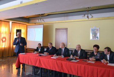 Prefectul Anton Rohian a transmis un mesaj de sustinere membrilor Uniunii Judetene SANITAS Maramures (FOTO)