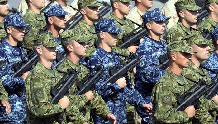 armata croata