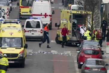Atacuri teroriste la Bruxelles; cel putin 28 de morti si zeci de raniti, potrivit unui bilant provizoriu