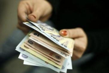 Salariul minim brut creste la 1.250 lei de la 1 mai