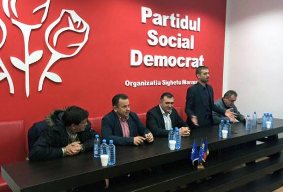 Sapte mini-conferinte PSD in Maramures pentru desemnarea candidatilor pentru Consiliul Judetean