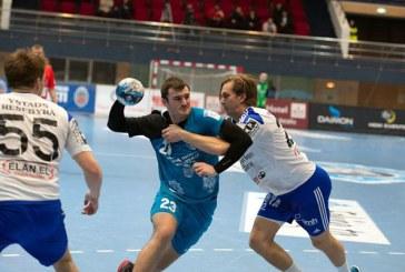 Handbal masculin: CSM Bucuresti, invinsa la limita in Suedia, in Cupa EHF