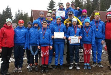 C.S.S. Baia Sprie, la Campionatul National Scolar de schi fond. Afla rezultatele