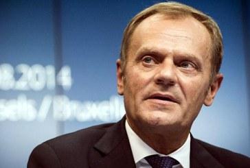 """Presedintele Consiliului European catre migrantii economici: """"Nu mai veniti in Europa!"""""""