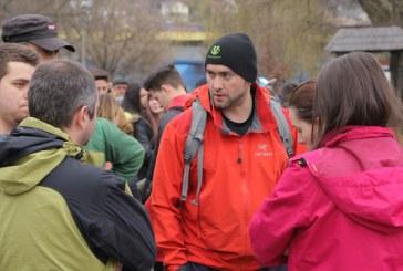 Ziua Garzii Nationale de Mediu: Cristian Niculescu participa la ecologizarea Barajului Firiza (VIDEO&FOTO)