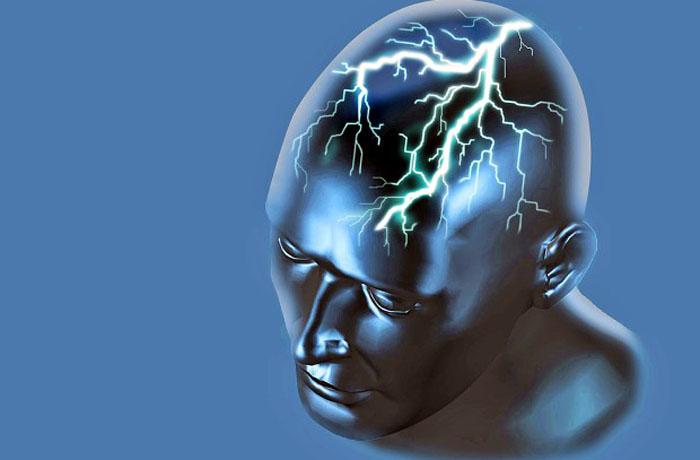 epilepsie creier