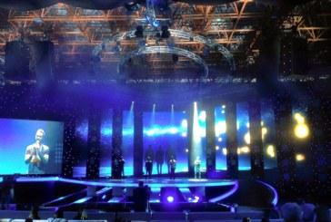 Eurovision Romania 2016: Concurentii au facut primele repetitii in Sala Polivalenta (FOTO)