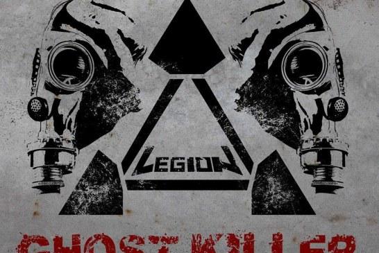 Dupa 7 ani LEGION se intoarce cu Ghost Killer. Ce au in comun cu cei de la In Flames