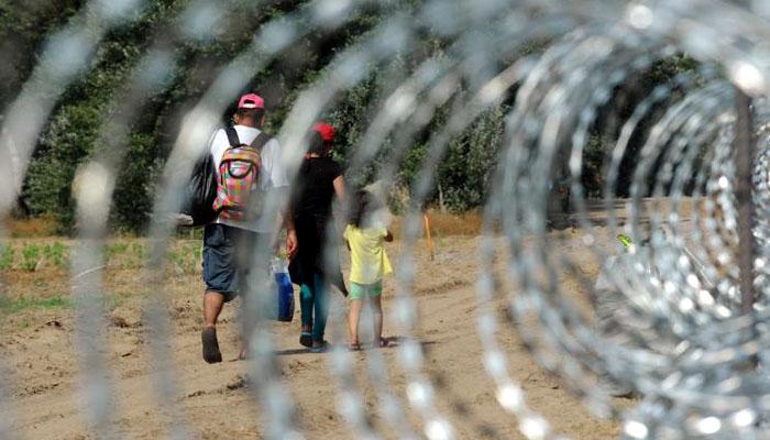 imigranti gard