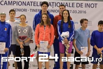 Inot: 29 de medalii pentru sportivii maramureseni la Nationale