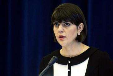 Comisia Europeana cere Guvernului roman sa nu blocheze selectia fostei sefe a DNA la sefia Parchetului european