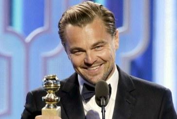 OSCAR 2016: Leonardo DiCaprio era sa-si uite pretioasa statueta la restaurant