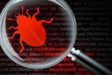 Un e-mail din 125 are continut malware