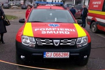 Fundatia pentru SMURD a donat Spitalului Judetean Baia Mare o autospeciala pentru medicul de urgenta din UPU-SMURD (FOTO)