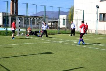 Campionat de minifotbal la Jandarmeria Maramures