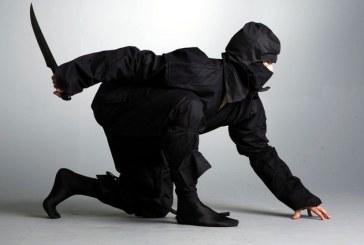 O prefectura japoneza angajeaza ninja cu 1.400 de euro pe luna
