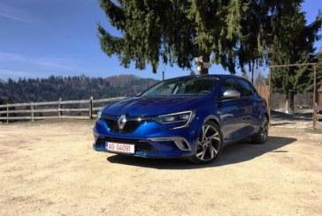 Noul Renault Megane este la vanzare cu preturi incepand cu 14.800 de euro