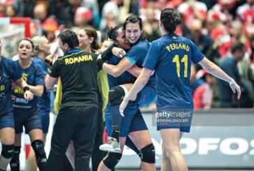 Handbal: Romania este foarte aproape de a merge la Jocurile Olimpice
