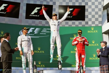 Formula 1: Nico Rosberg a castigat cursa de la Melbourne