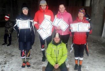 Schi alpin: CSS Baia Sprie, sase medalii de aur la Campionatul National al Cluburilor Sportive Scolare (FOTO)