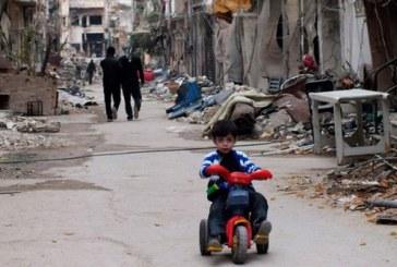 UNICEF face apel la actiuni urgente pentru 100.000 de copii din Alep