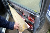 Ucrainean amendat cu 5.000 de lei. Acesta intentiona sa introduca in tara tigari de contrabanda
