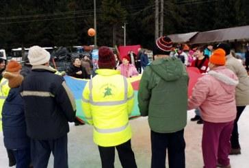 Tineri institutionalizati medaliati la Jocurilor Speciale de Iarna