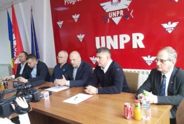 Liderii centrali ai UNPR au efectuat o vizita de lucru in Maramures