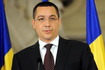 Victor Ponta, in instanta