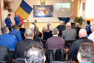 "Jandarmeria Maramures: Ziua Veteranilor Unitatii– datoria sub deviza ""onoare si patrie"" (FOTO)"