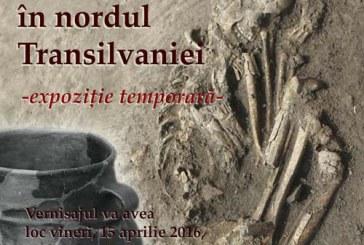 "Expozitia ""Ritualuri funerare in Epoca Bronzului in nordul Transilvaniei"", la Muzeul Judetean de Istorie"