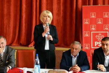 Liliana Moga, Sorin Sunea si Calin Pop, candidatii social-democratilor din zona Codru-Chioar pentru Consiliul Judetean (FOTO)