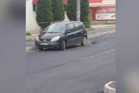 Dorel revine in Baia Mare. Cum asfalteaza firmele de casa ale lui Chereches (VIDEO)
