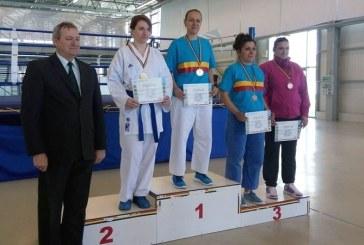 Politista din Grosi, locul 1 la Campionatul de Unifight al MAI