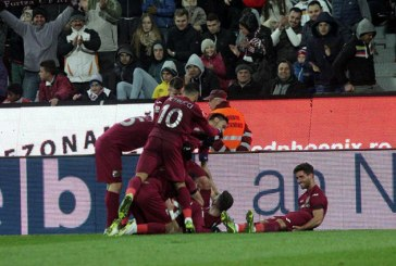 Liga I: CFR Cluj – Concordia Chiajna 2-0, in play-out