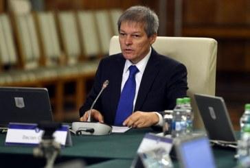 Ciolos: Vom discuta o varianta a legii salarizarii in sedinta de guvern de miercuri