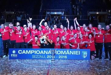 Handbal feminin: CSM Bucuresti s-a calificat in finala Ligii Campionilor