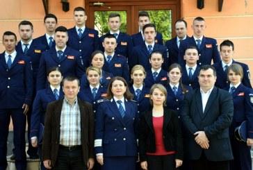 20 de elevi au finalizat stagiul de pregatire la IPJ Maramures