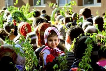 Ortodocsii si greco-catolicii sarbatoresc astazi Floriile