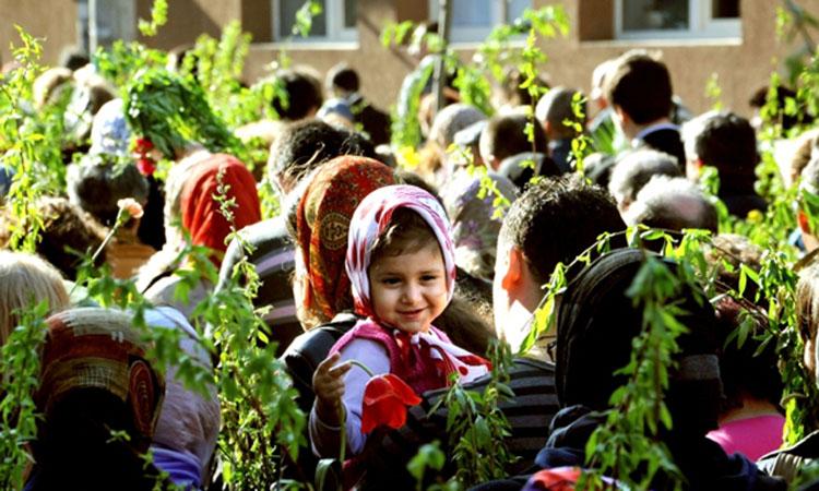 Duminica Floriilor, inceputul Saptamanii Mari