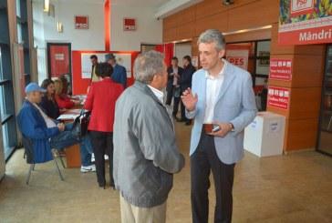 Vot direct la PSD Baia Mare: Florin Cristian Tataru ales presedinte cu 89%