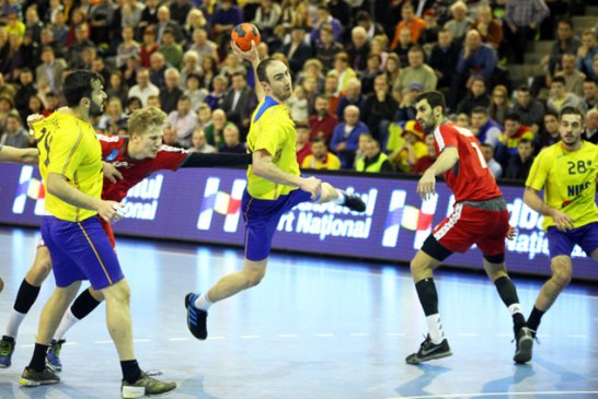 Handbal masculin: Israel – Romania 27-30, in play-off pentru preliminariile CE 2018