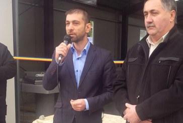 "Gabriel Zetea: ""Inaugurarea unei hale agroalimentare la standarde europene in Poienile de sub Munte"""