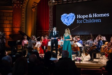 Hope Concert: Un eveniment de succes, marca HHC Romania