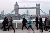 Marea Britanie, aproape de cel mai redus ritm de crestere a economiei din ultimul deceniu