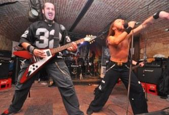 Concert aniversar Altar in Baia Mare. 25 de ani dedicati muzicii rock